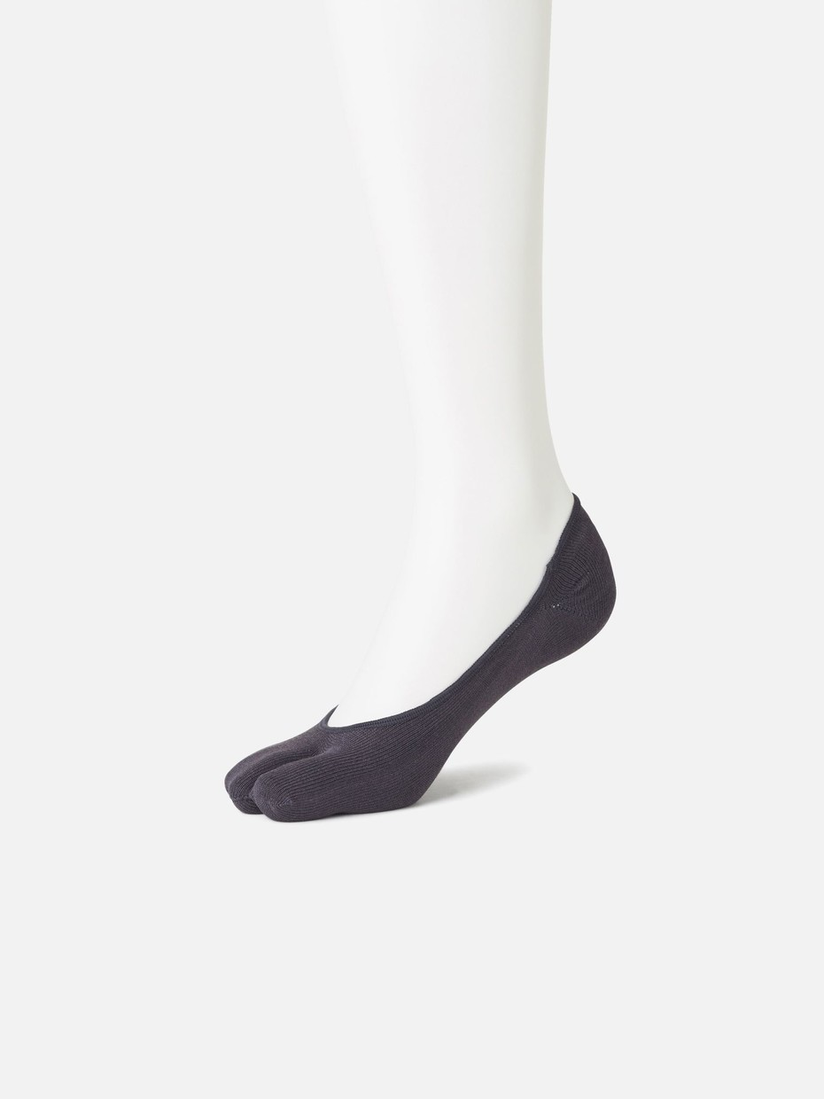 Chaussettes invisibles Tabi Dry en Lyocell