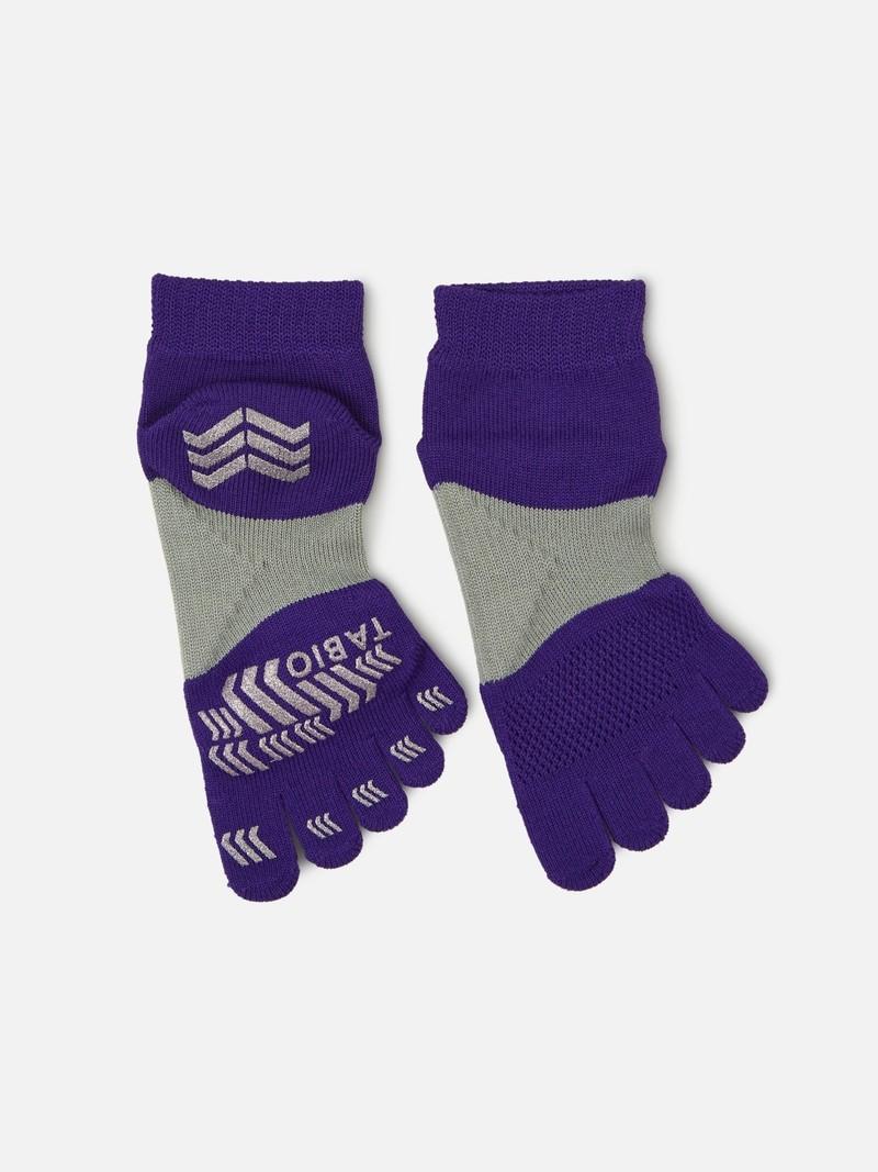 Racing Run Toe Socks S