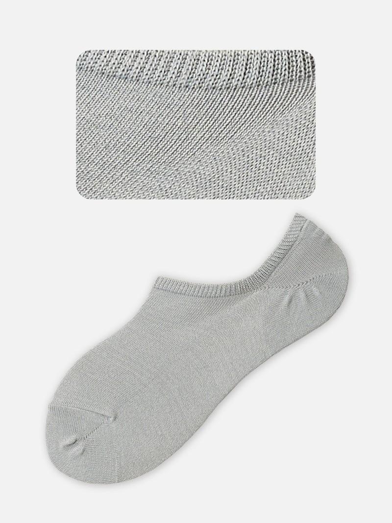 Lyocell Plain Sockettes L