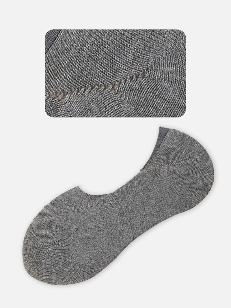 Mens Plain Sockettes K156 M