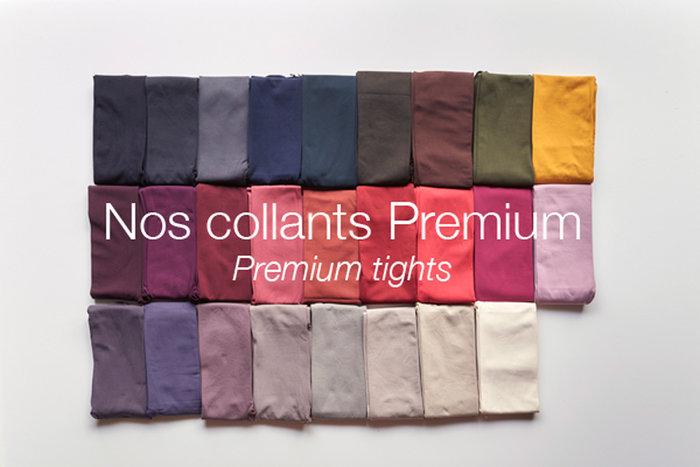 #10 PREMIUM TIGHTS - The secret of its comfort -