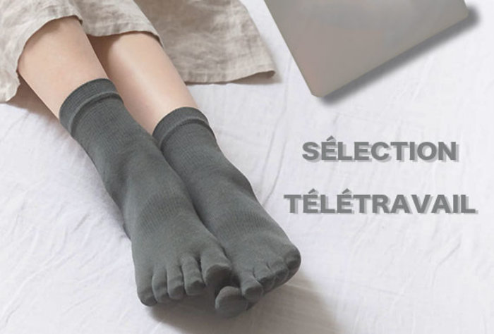 #11 Selection for teleworking