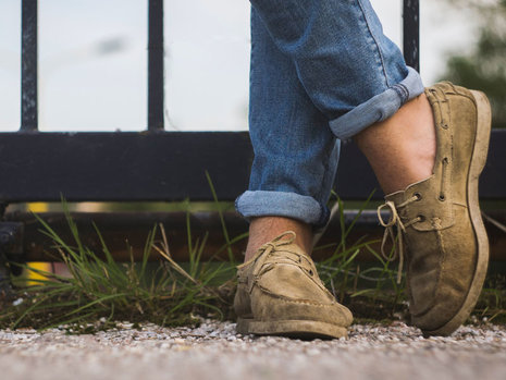 #12 Mocassins avec ou sans chaussettes?