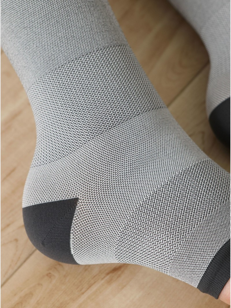 Compression Relax Zehenlose hohe Socken
