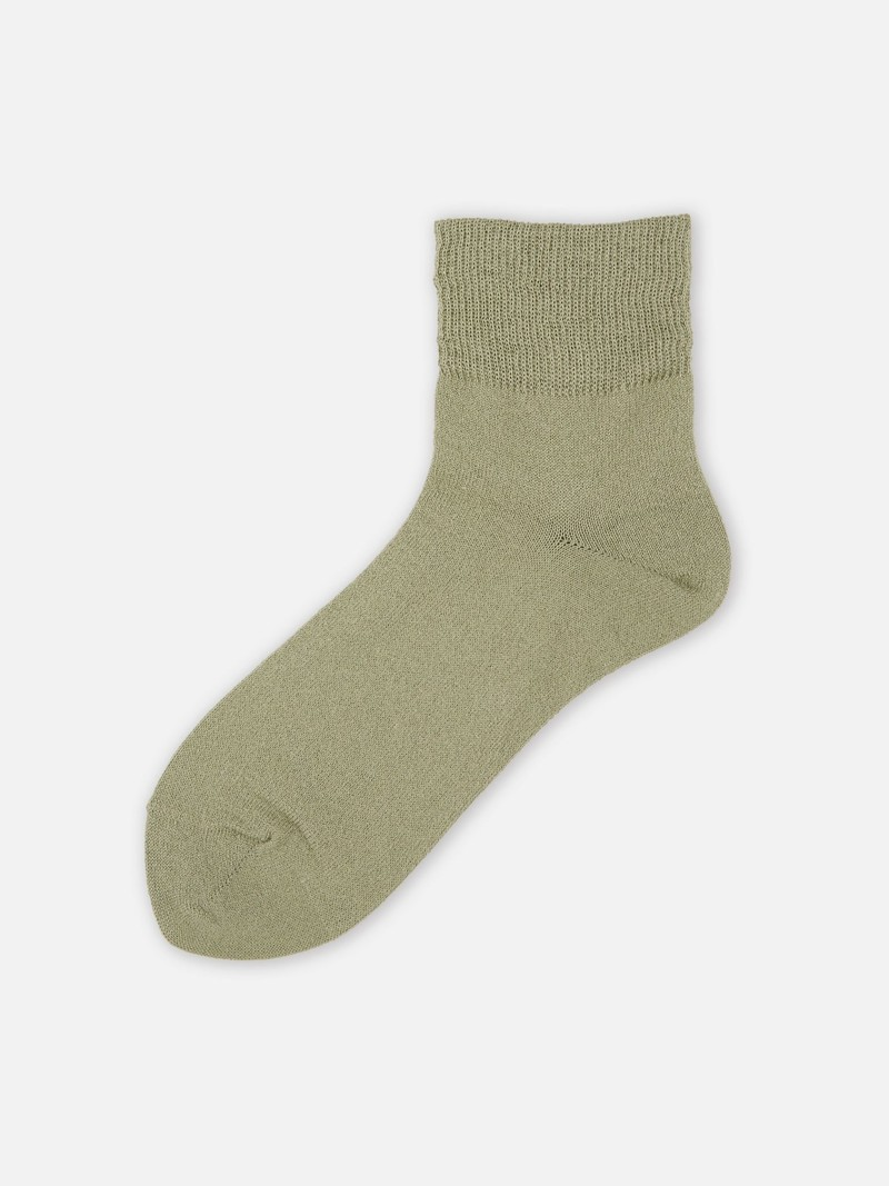 Washi Einfarbige kurze Socken
