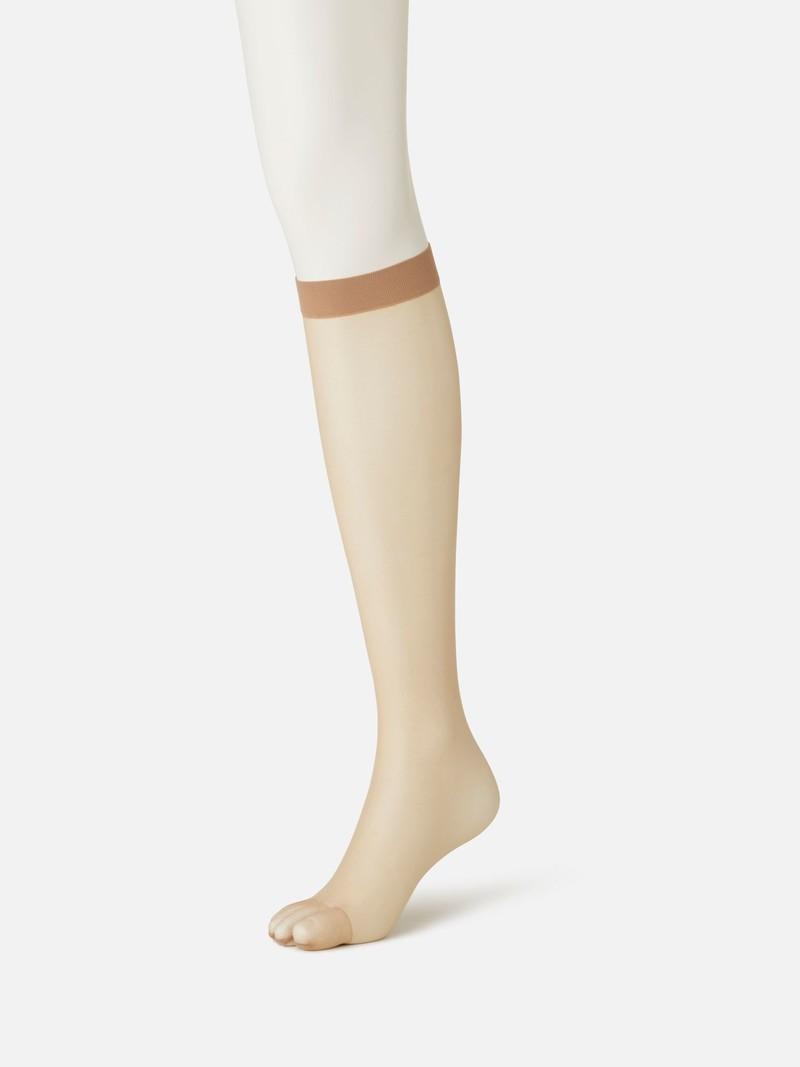 Basic 18D Toe Pop Socks