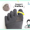 #19 Chaussettes de soutien spécialement conçues pour les hallux valgus