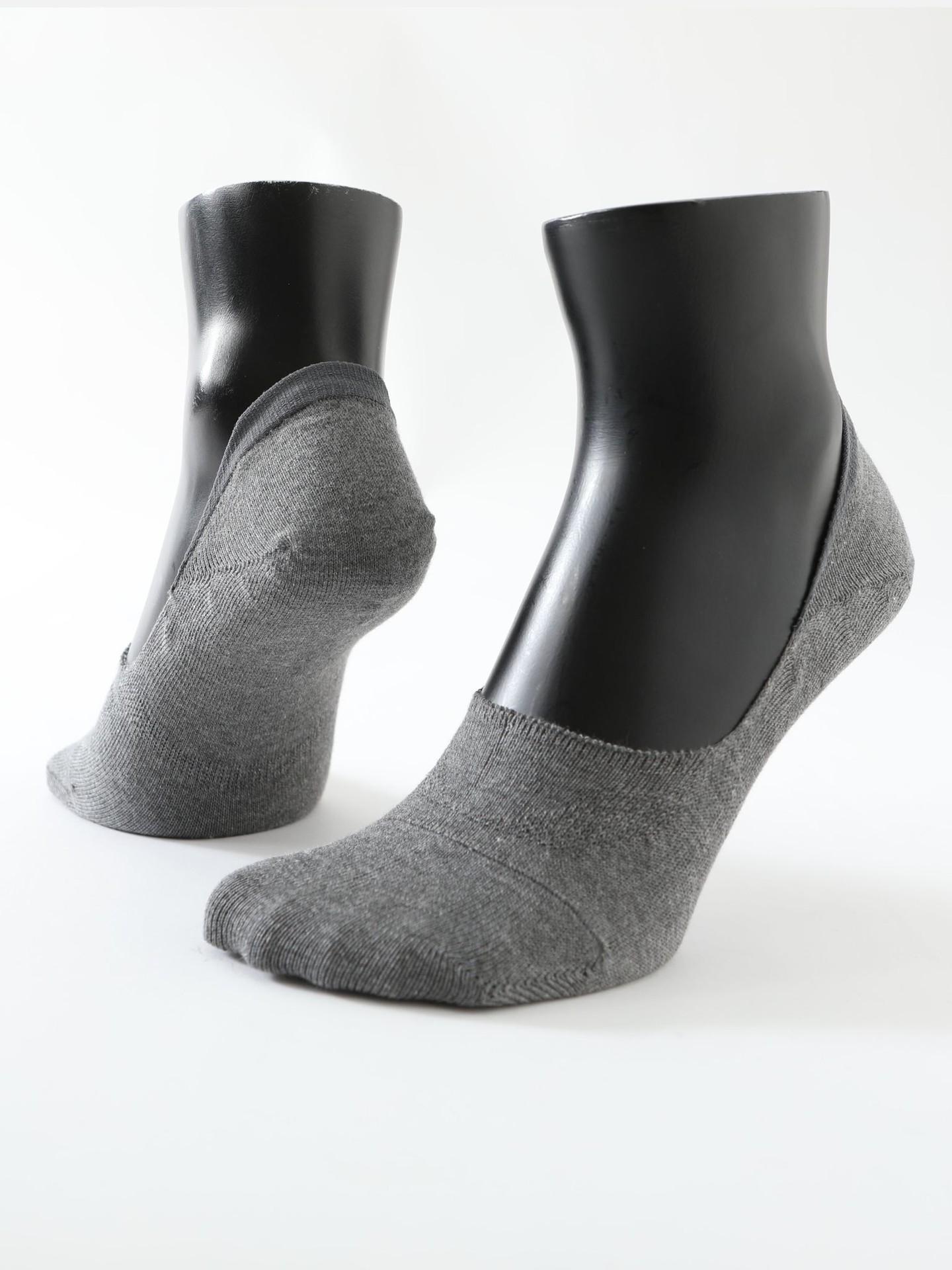 chaussettes invisibles pour mocassins