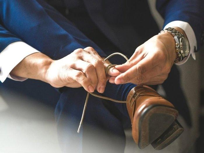 #20 Der Anzugstrumpf, was jeder Mann wissen sollte
