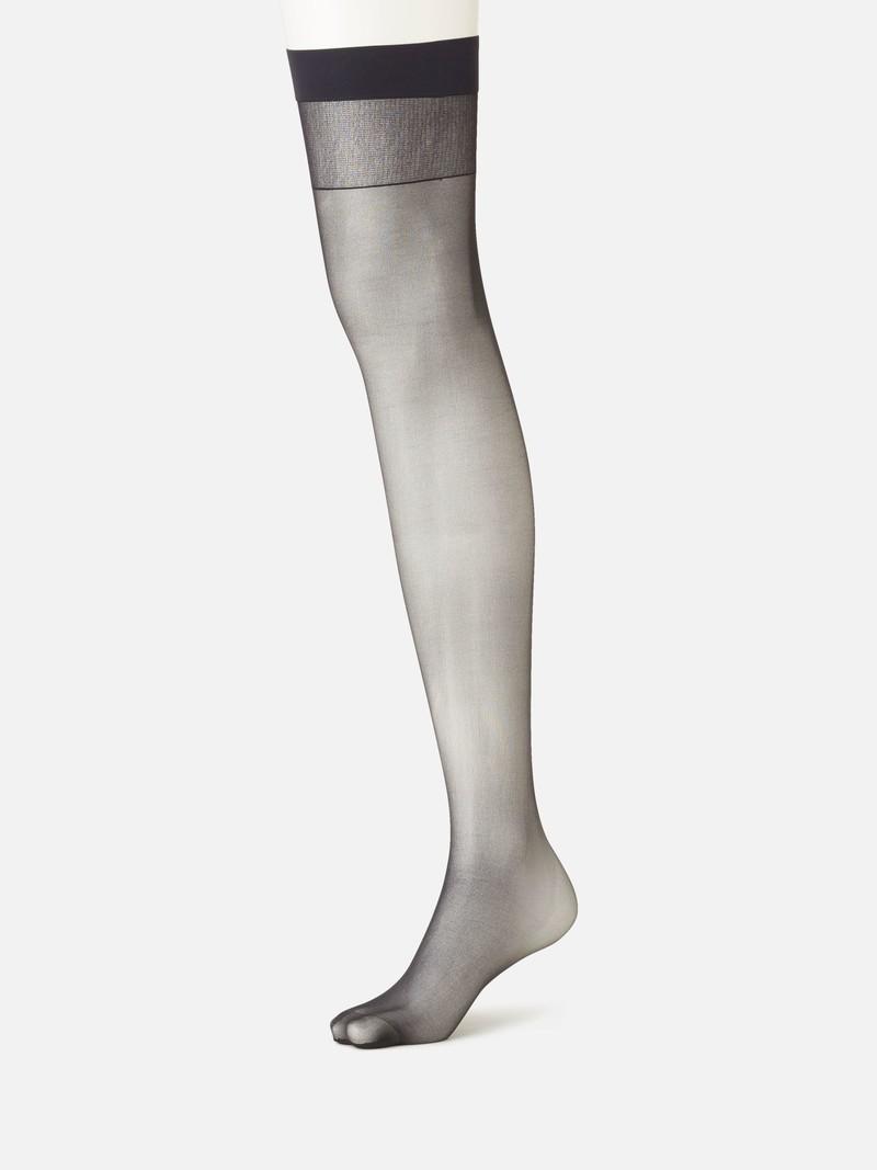 20D Thigh High Socks