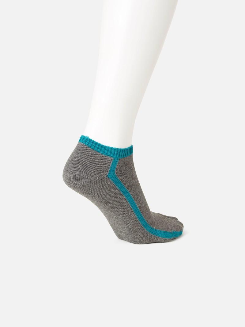 Colour Outlined Tabi Socks M
