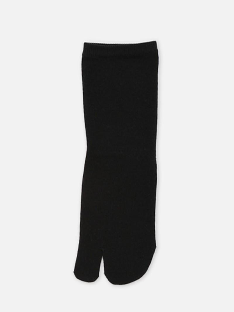 Plain Cotton Tabi Socks