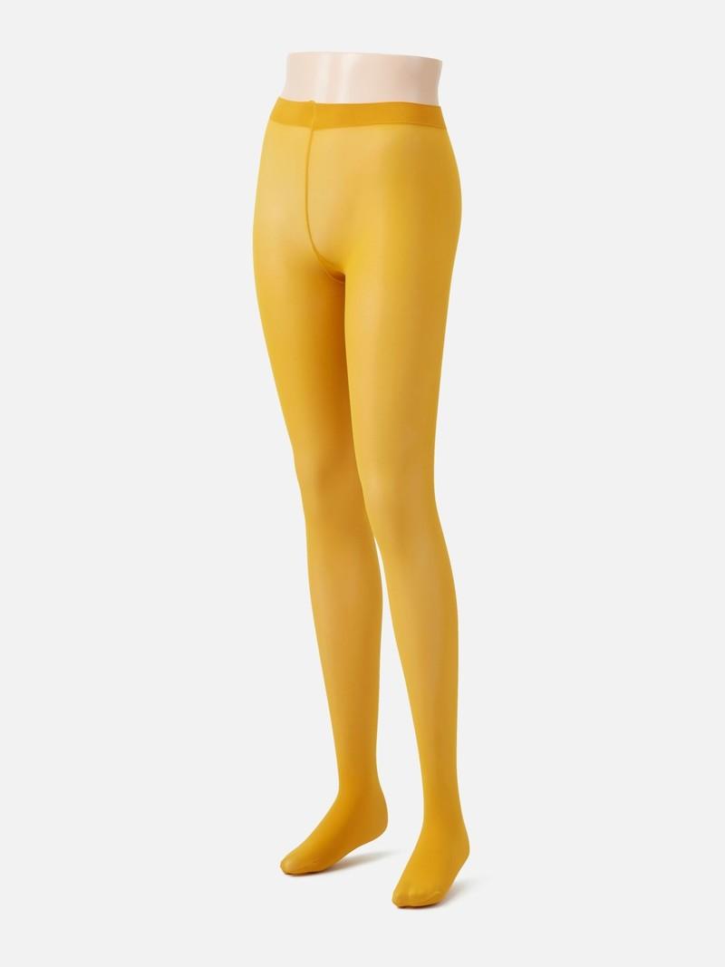 Premium kleur panty 30D M