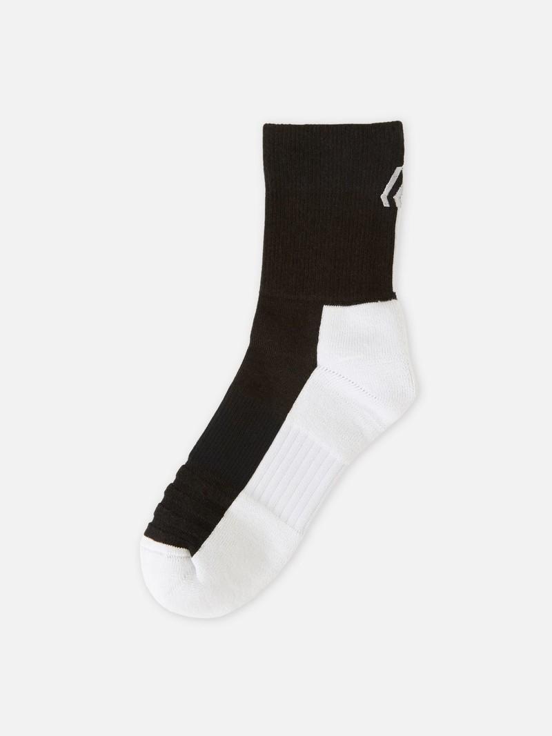 Mi-chaussette Sport Basketball en éponge S