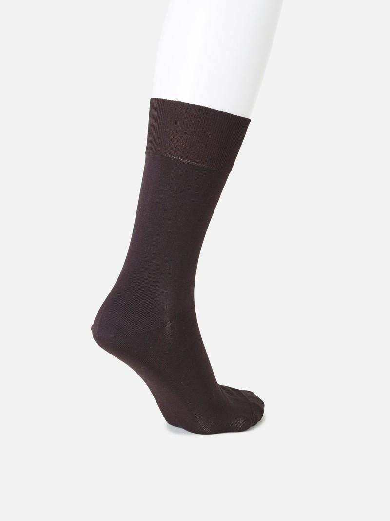 Non-Elastic Plain 220N Crew Socks M