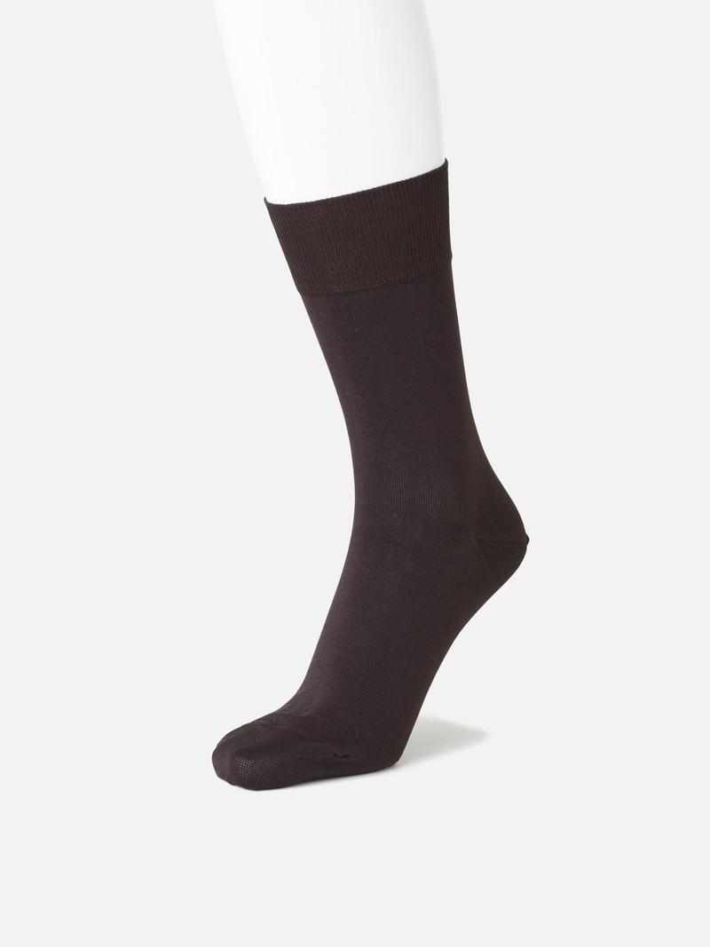 Schlichte Socke ohne Gummizug 220N L