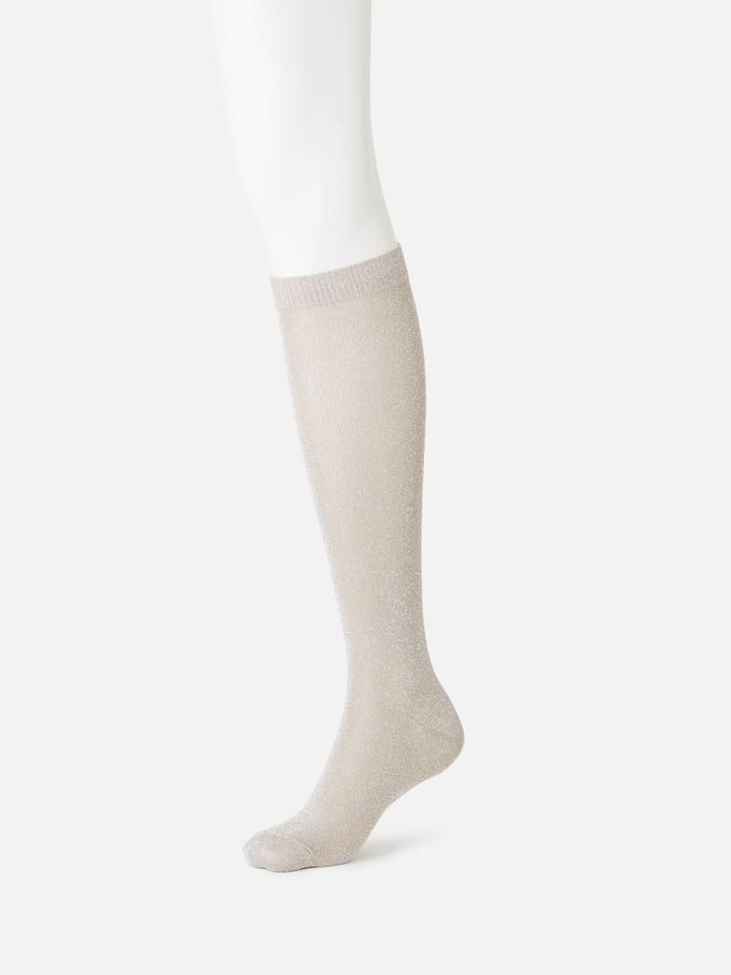 Sparkly Kee High Socks