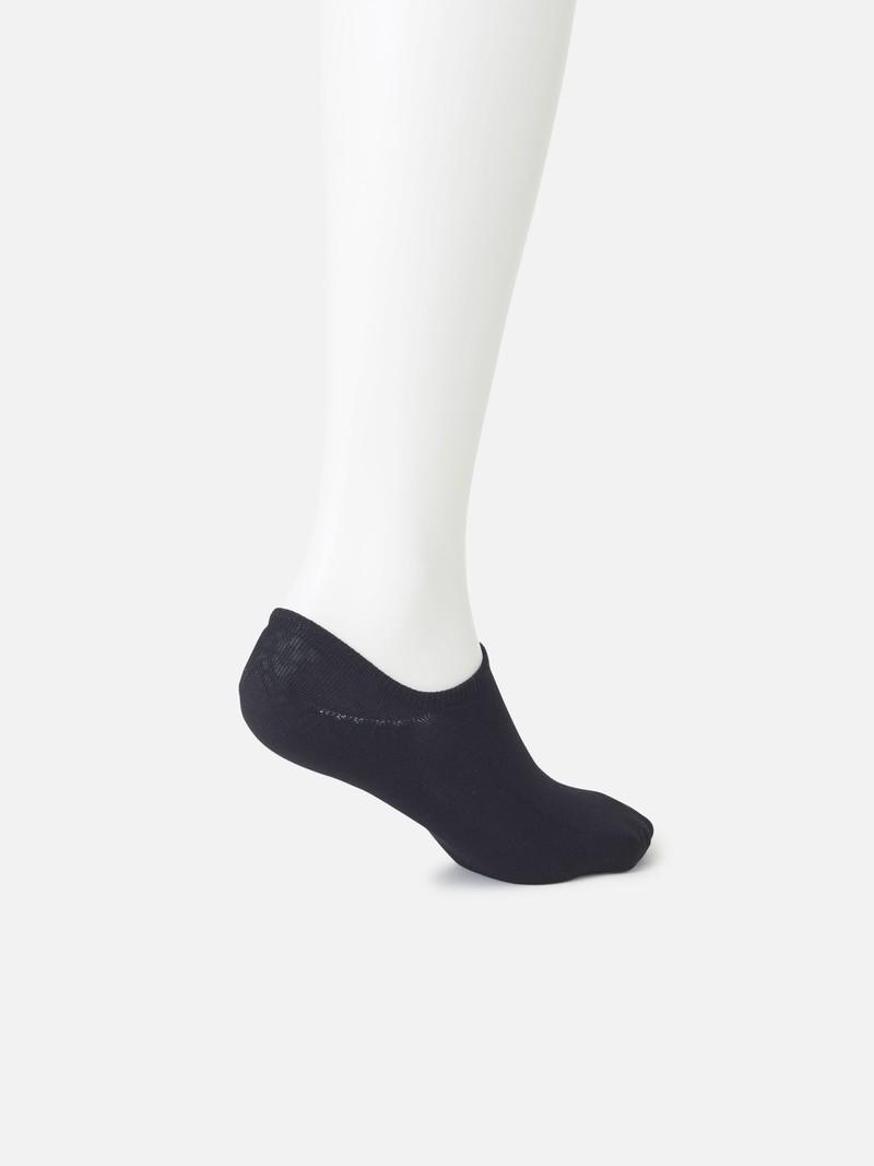 Lyocell Trainer Sockettes 200N XS