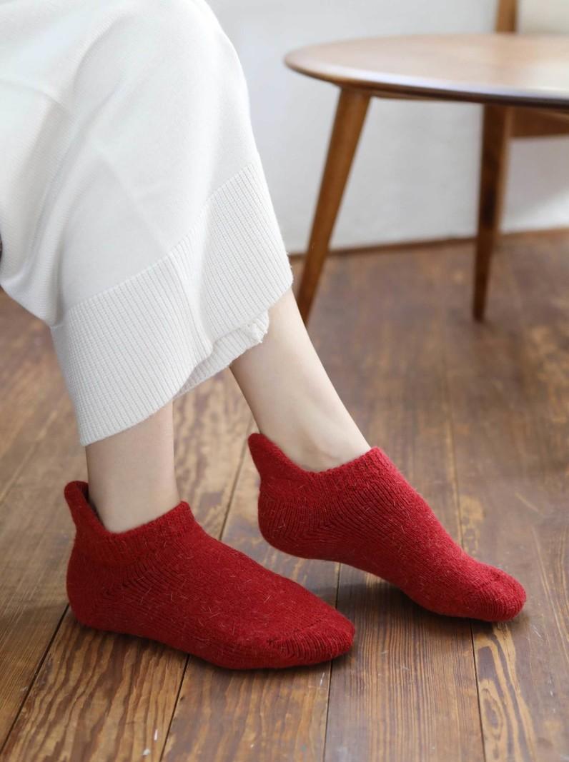 Soft Touch Short Room Socks