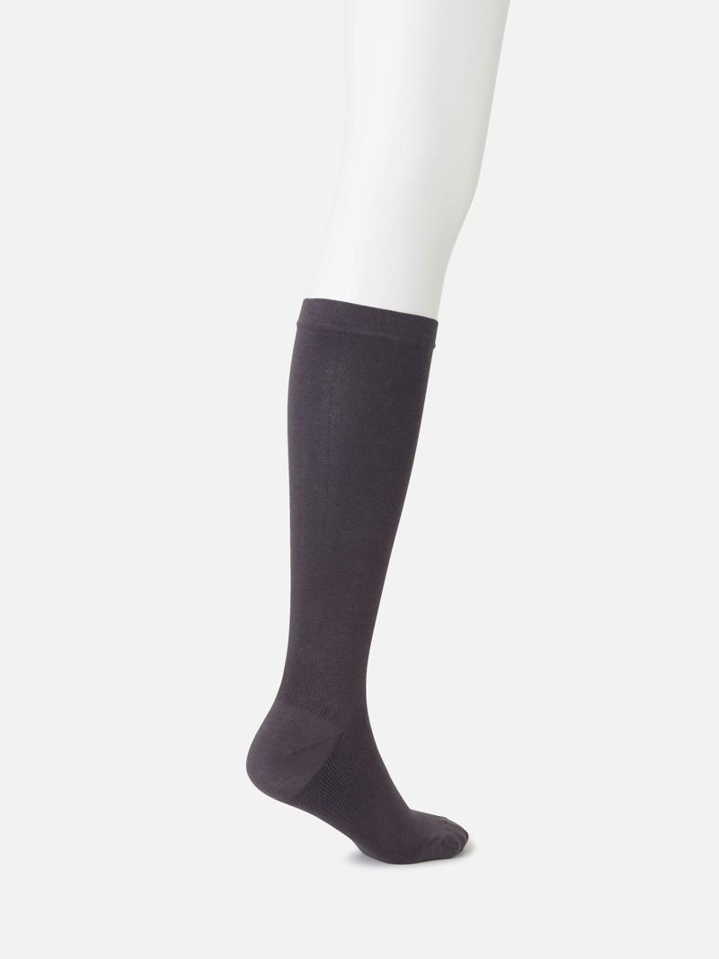 Cotton Compression High Socks M