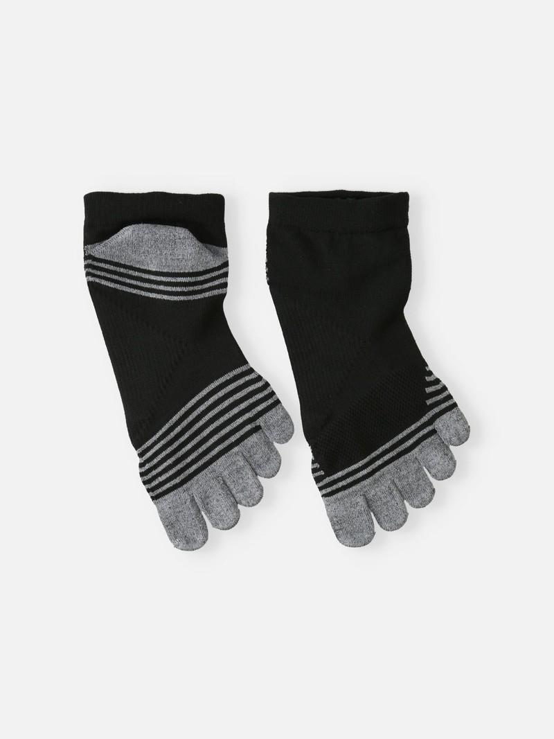 Racing Run NANO GRIP™️ Toe Sokken L