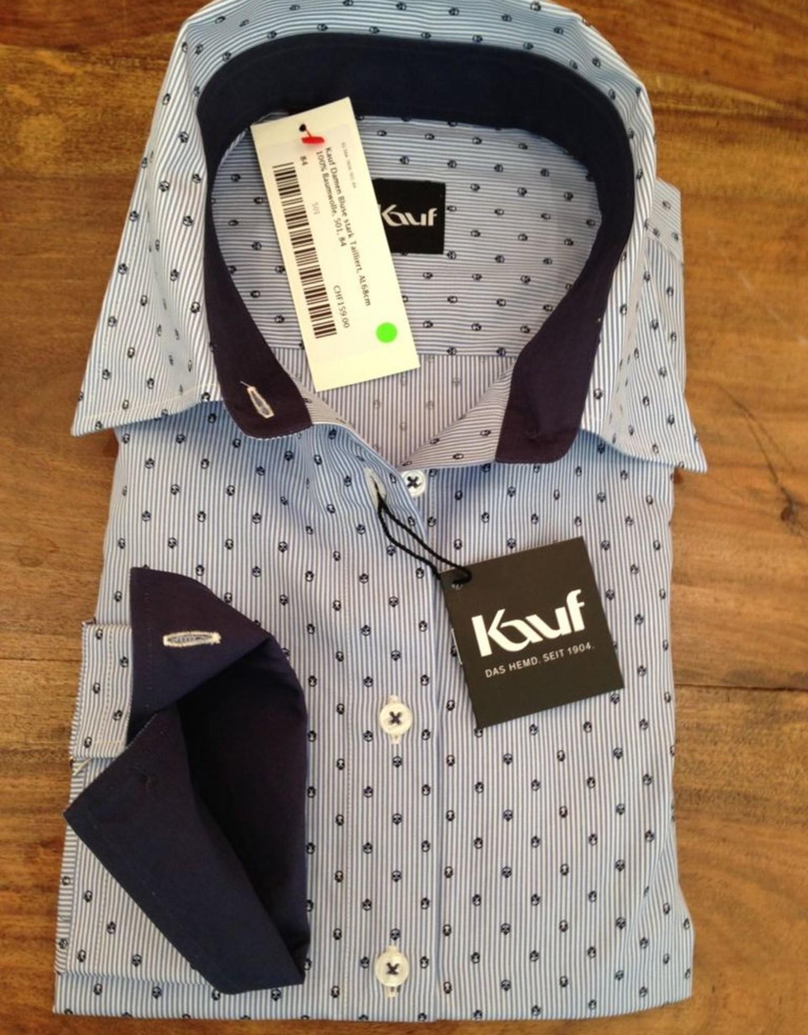 Kauf Kauf Damen Bluse stark Tailliert, Micro schädel AL68cm 100% BW, achtung eine Nummer grösser kaufen!