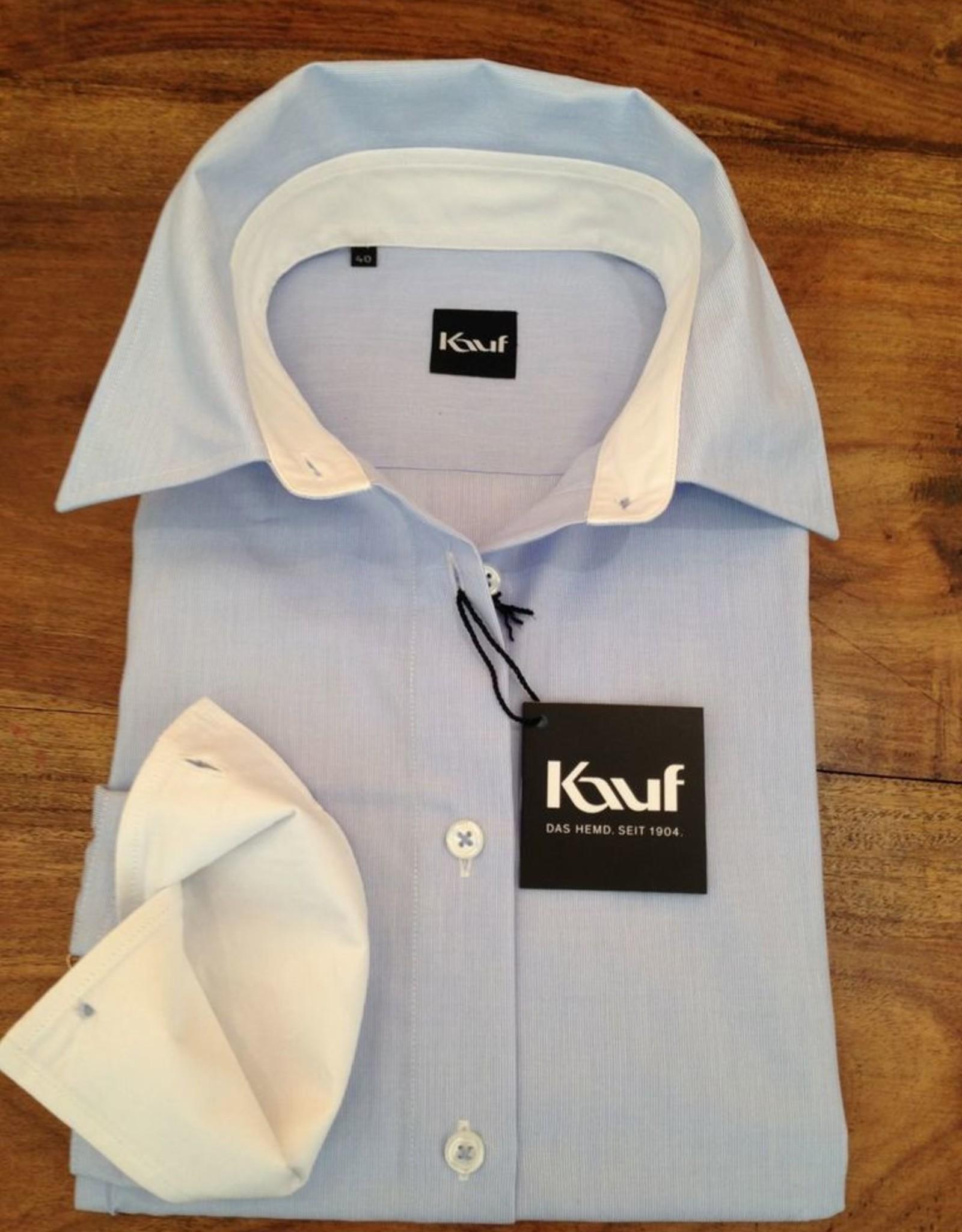 Kauf Kauf Damen Bluse stark Tailliert, AL68cm 100% Baumwolle Achtung, eine Nummer grösser kaufen!