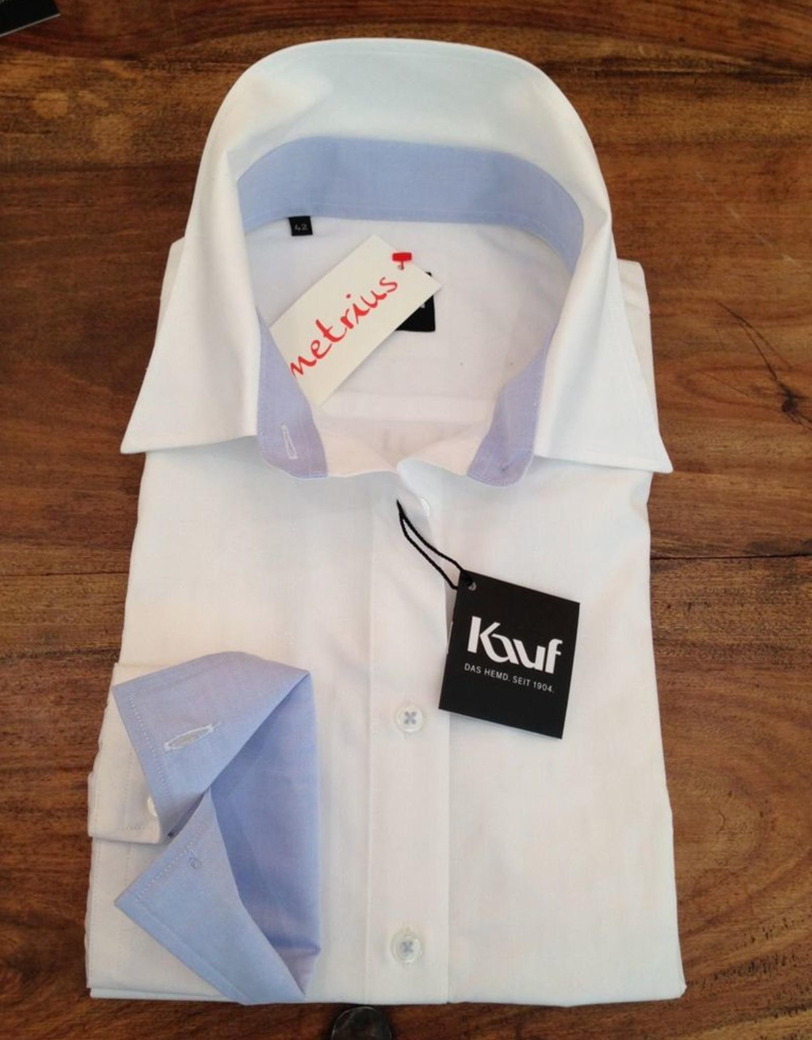 Kauf Kauf Damen Bluse stark tailliert, 100%BW, schatteneffekt