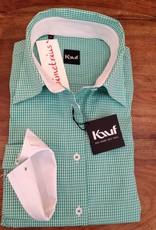 Kauf Kauf Damen Bluse stark Tailliert, AL68cm 100% BW, achtung: eine Nummer grösser kaufen!