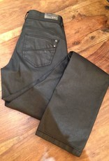 Richy Richy Hose Suzy superslim Fussweite 14cm, Ledercoating L:38inches