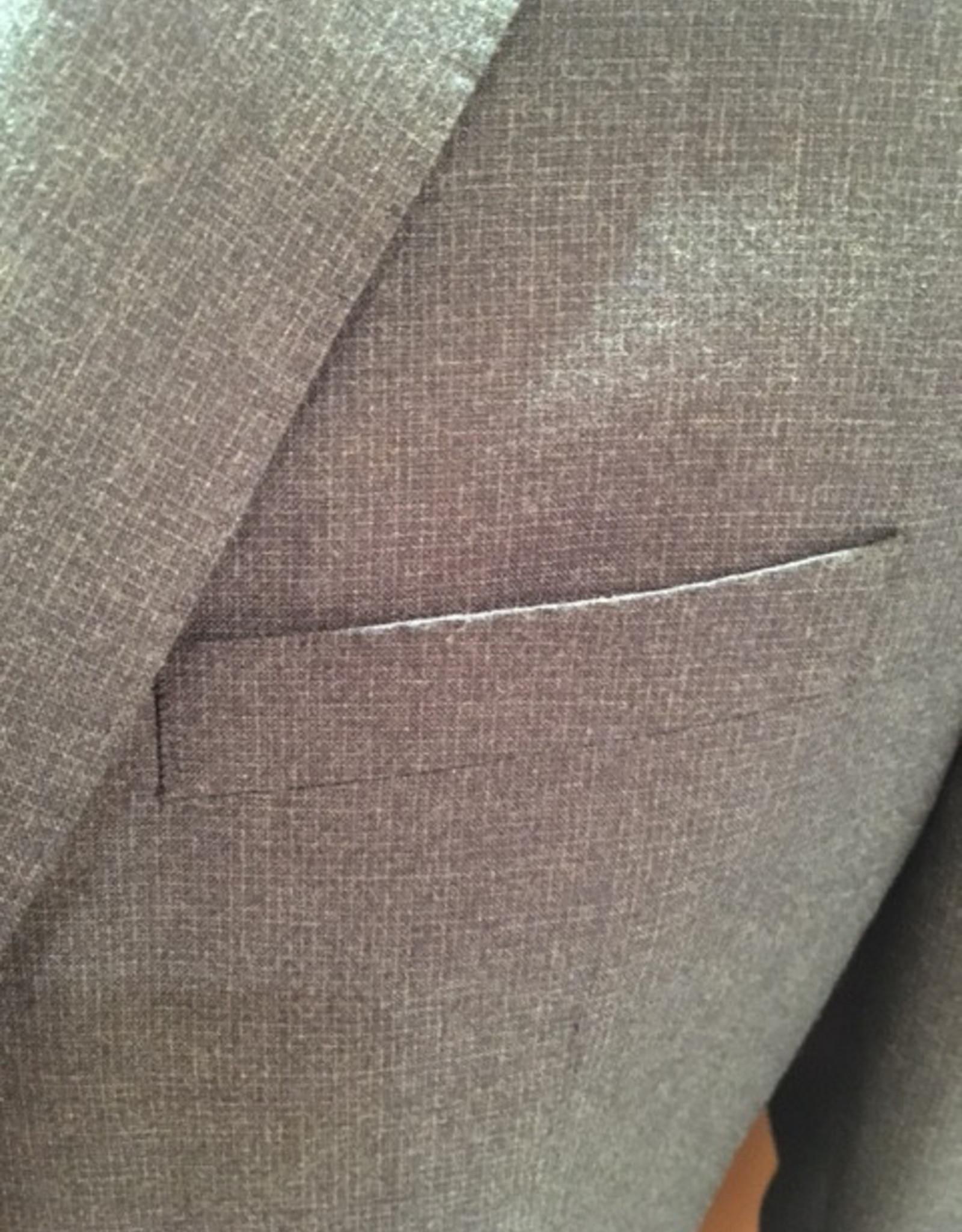 Eduard Dressler Dressler Anzug Slim Line Reda Super 150, Microkarro