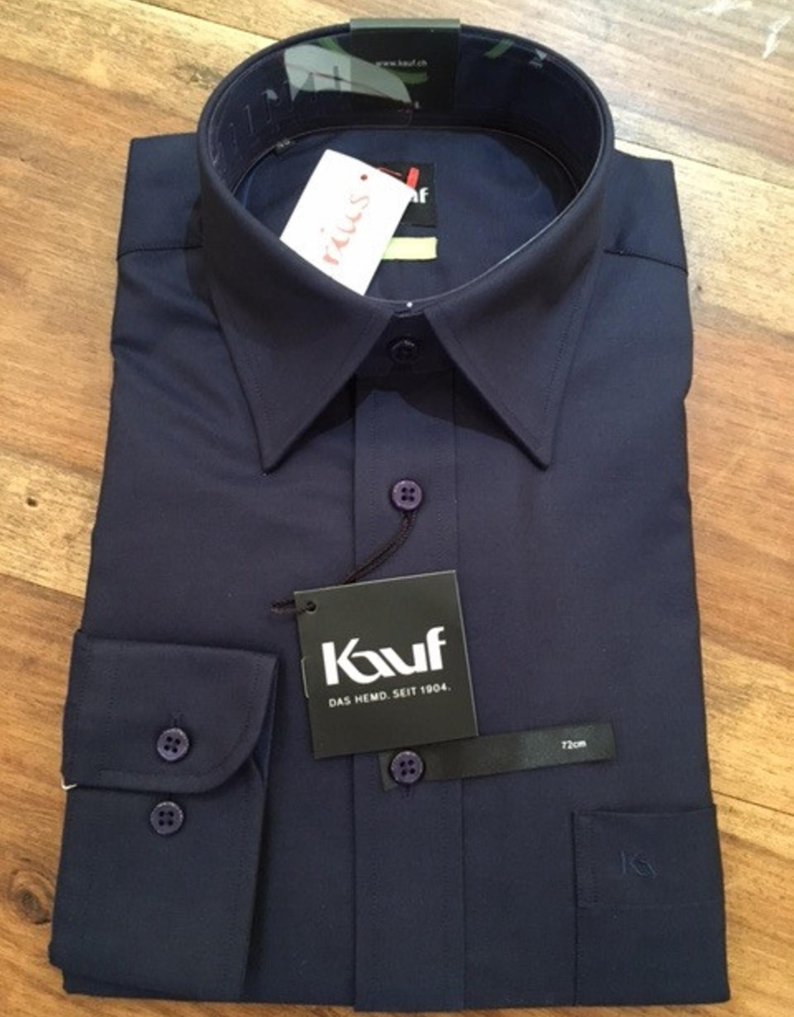 Kauf Kauf Hemd Modernfit tailliert AL:72cm 100% BW, Gabardine