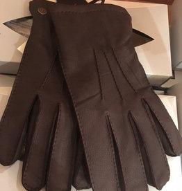 Bugatti Bugatti Handschuhe feines Hirschleder, Wollfutter
