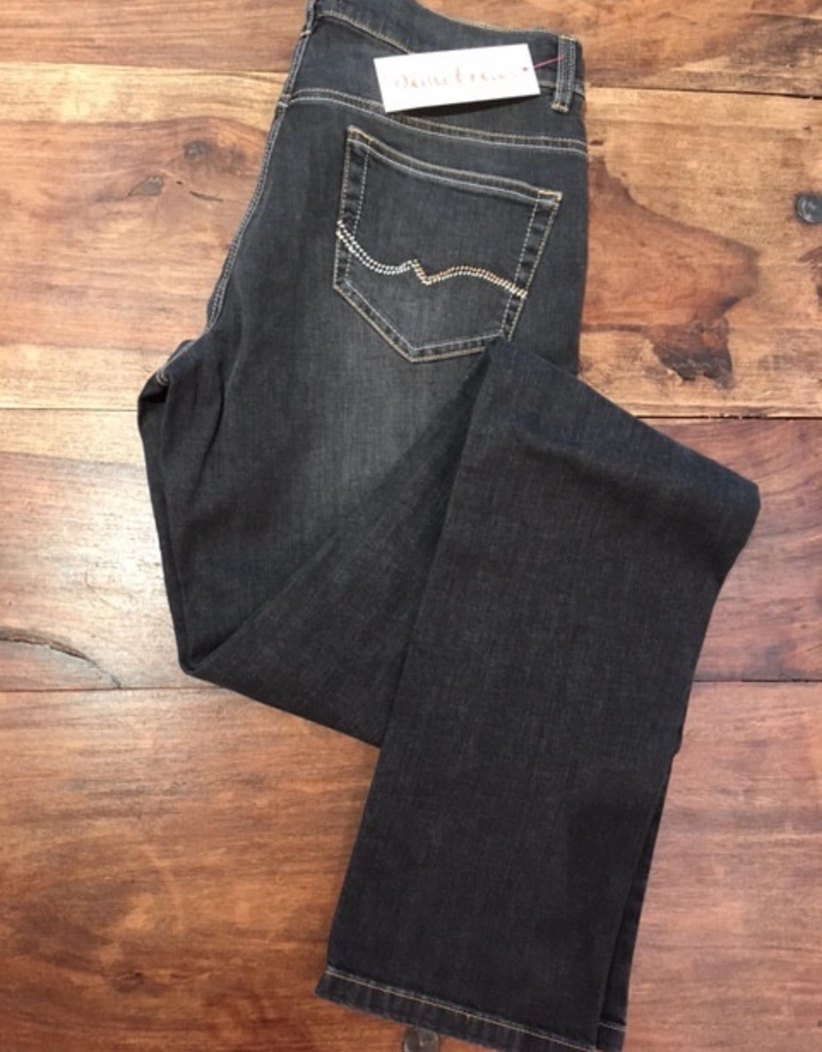 Richy Richy D-Jeans Alina Röhre Schrittl. 38inches ausgewaschen FW 17cm