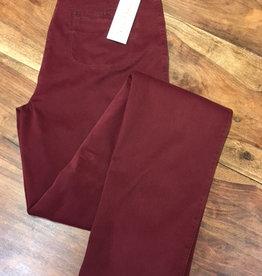 Club of Comfort CoC, Damenhose Sandy L: 38inches FW31, peau de peche Reissverschlüsse an Taschen