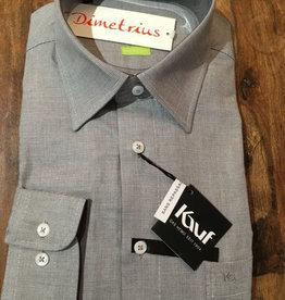 Kauf Kauf ModernFit Fil aFil, businesshemd, al72cm