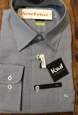 Kauf Kauf ModernFit Pied de Poule Businesshemd al 72cm