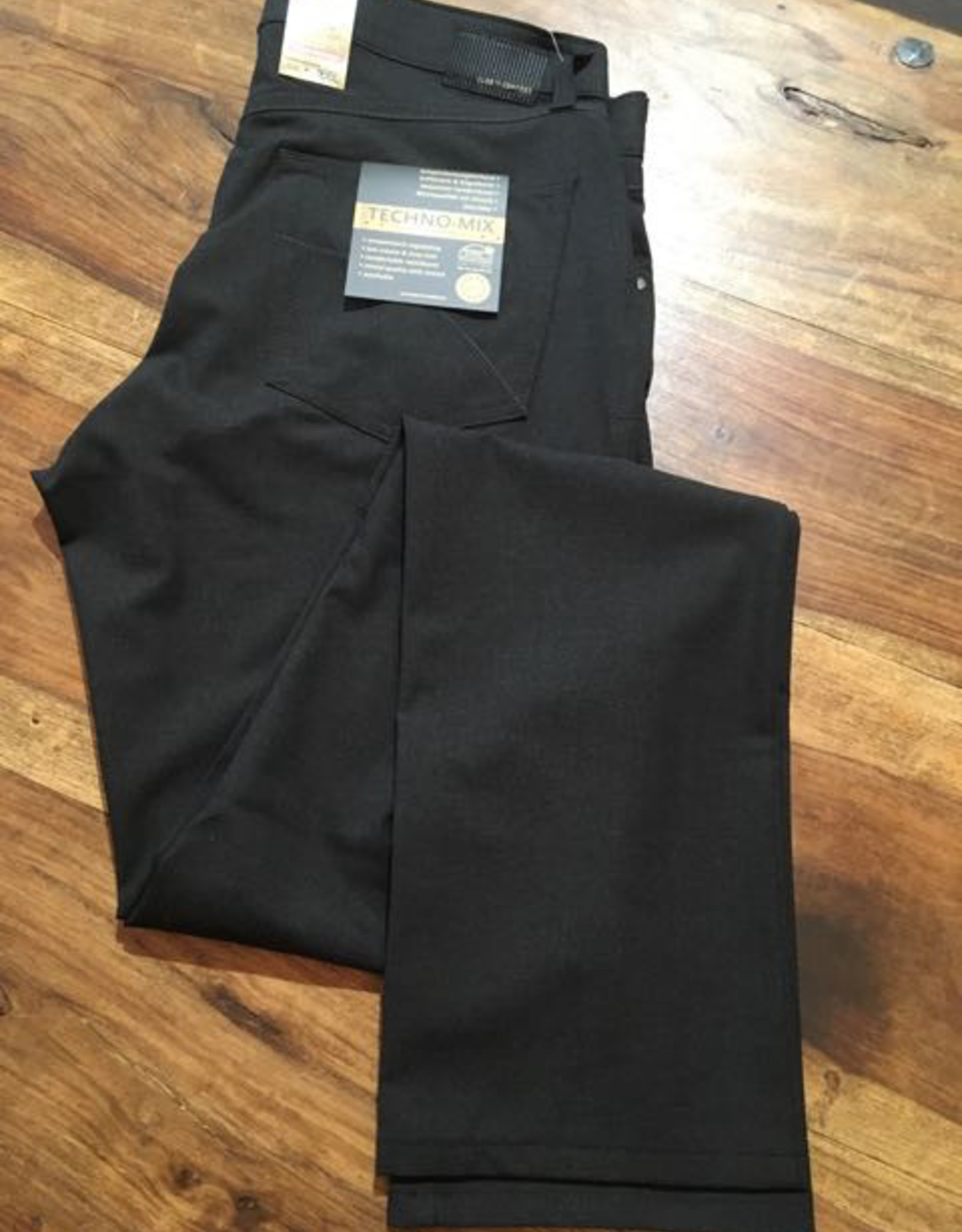 Club of Comfort CoC Hose Brad Businesshose Ceramica 5 Pocket Farbecht waschbar Länge:40inches