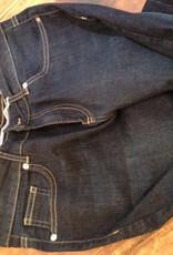 Richy Richy D-Jeans Alina Röhre, 38inches länge, Fussweite 17.5cm