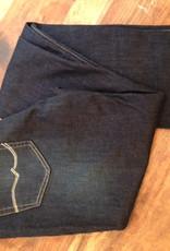 Richy Richy D-Jeans Alina Röhre, 38inches Länge Fussweite 17.5cm,