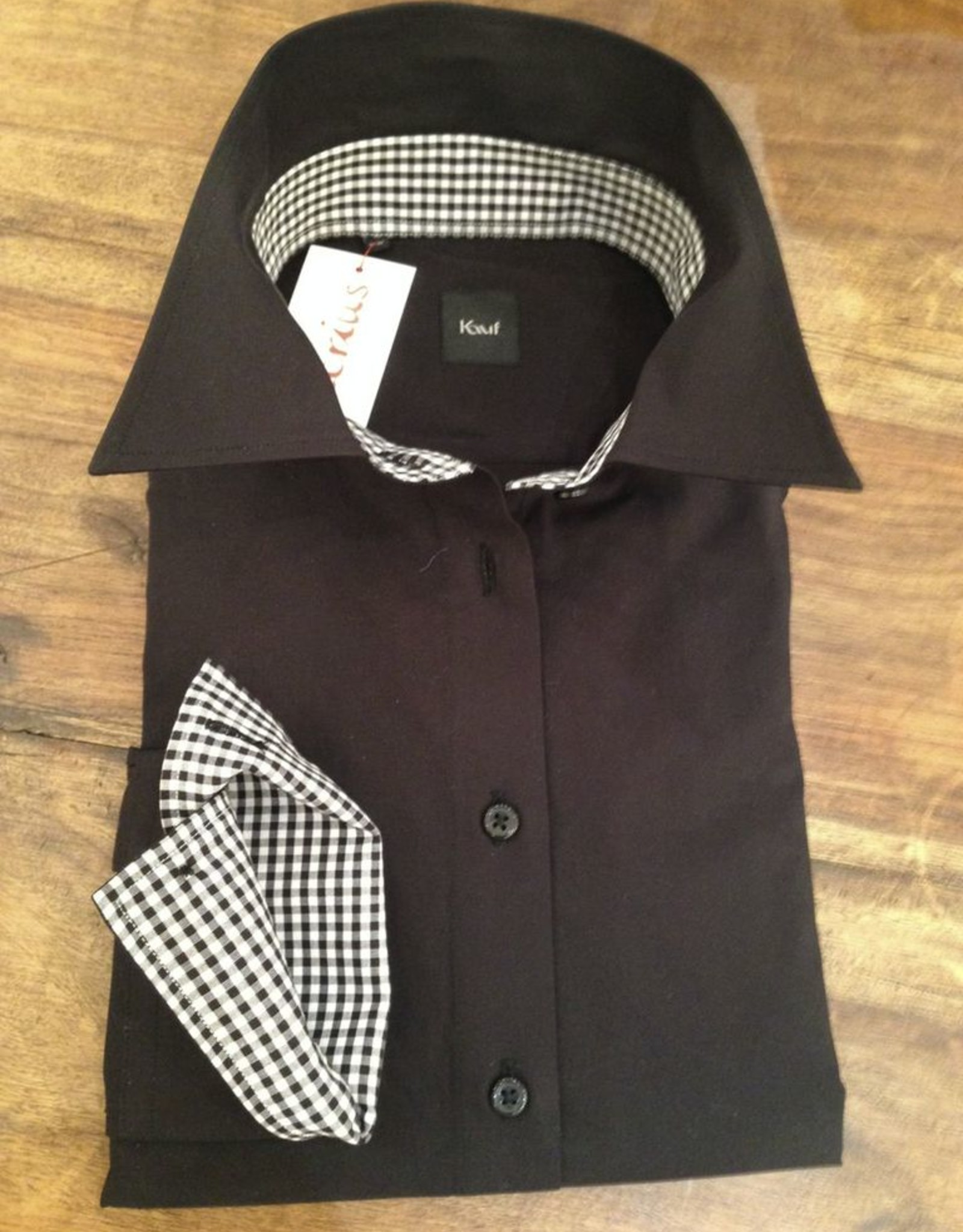 Kauf Kauf Damen Business-Bluse