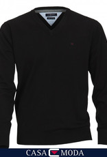 Casamoda Casamoda Pullover AL 72cm V-Neck Baumwolle