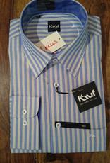 Kauf Kauf Slimfit H-Hemd, tailliert, streifen