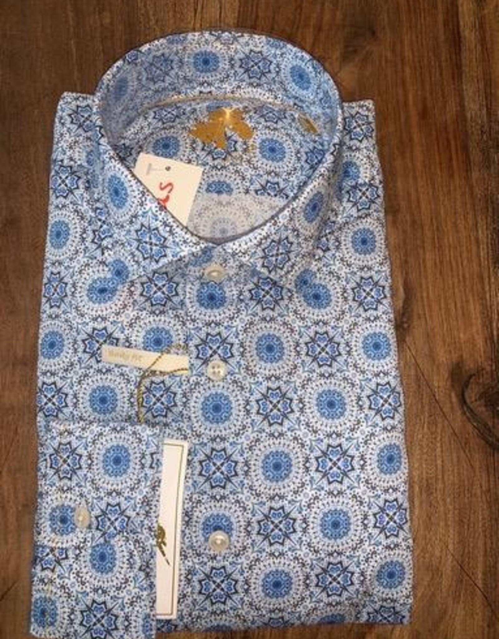 Einhorn EInhorn Hemd Willis Body Fit