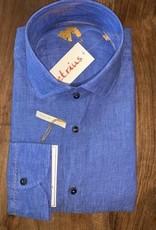 Einhorn EInhorn Hemd Willis Body Fit <br /> 100% Leinen uni