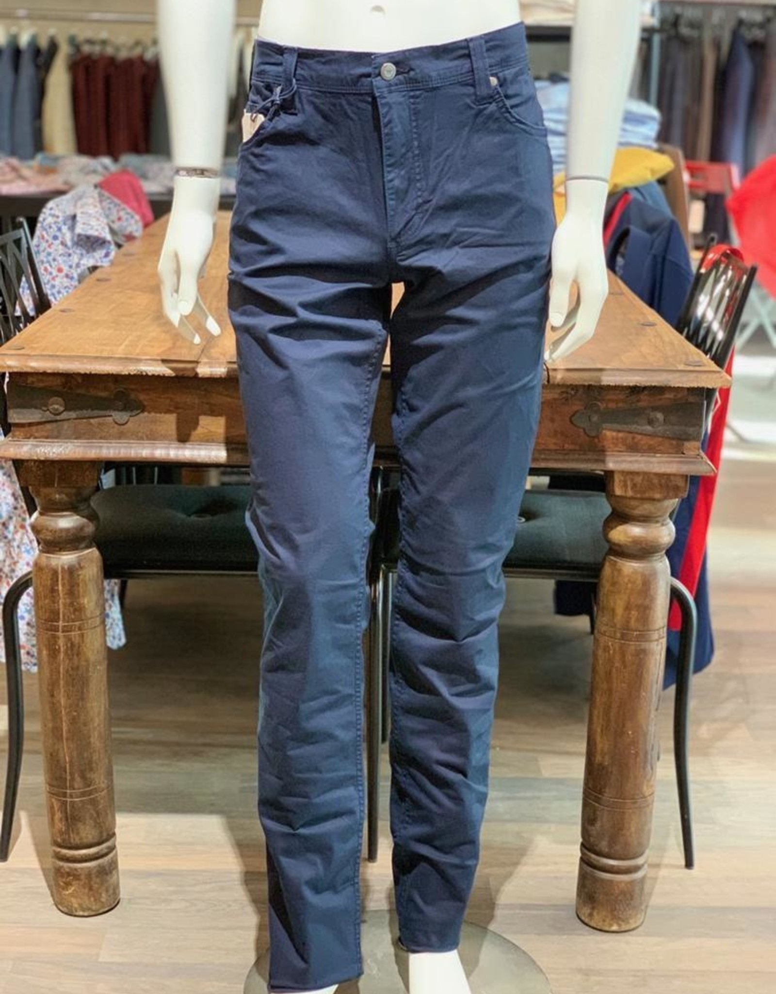 Mustang Jeans Mustang Jeans Washington Left Hand Twill