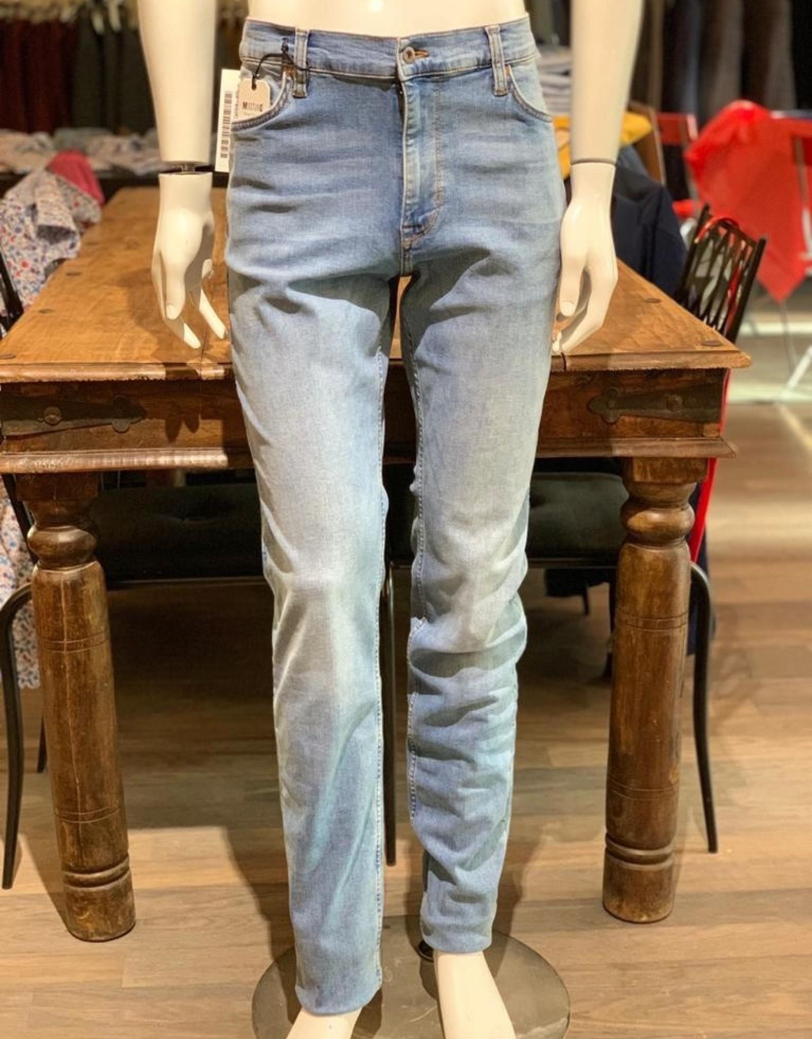 Mustang Jeans Mustang Jeans Vegas<br /> Slim-Medium-Slim<br /> Sommerjeans helle Wschung