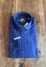 Einhorn Einhorn Hemd Willis Navy Twill