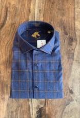 Einhorn Einhorn Hemd Willis Blue Caro