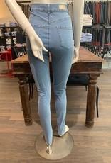 CMK CMK Alina Damen Sommer-Jeans schmalles Bein, Fusweite 17cm, 98% 2%El